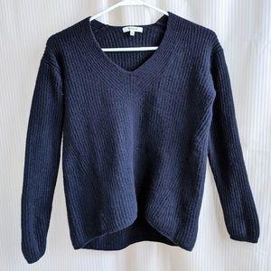 Madewell Ribbed Wool Sweater